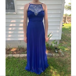 Royal Blue Prom/Formal Dress